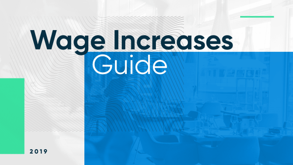 2019 Minimum Wage Increase Guide for Hospitality
