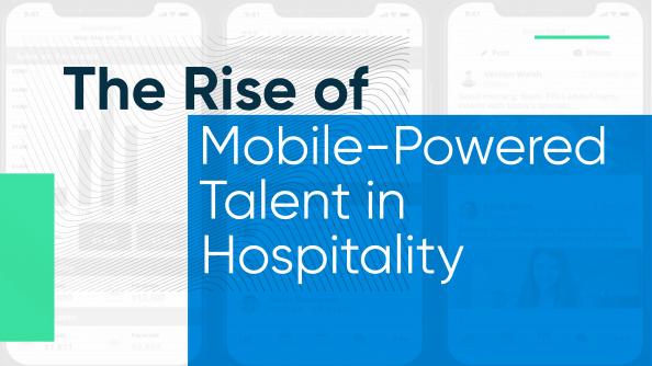 Mobile HCM for hospitality
