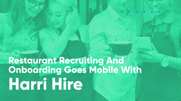 Harri Hire for restaurant recruiting