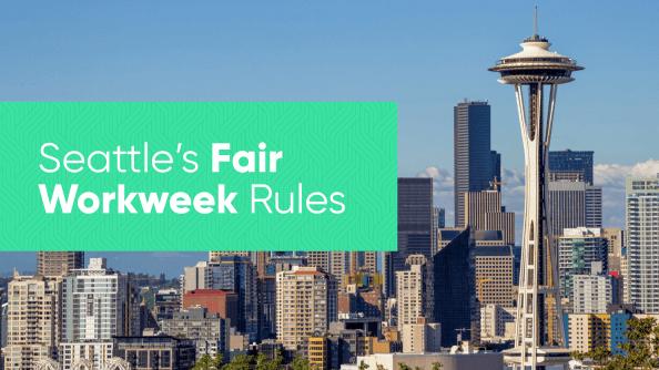 Seattle Fair Workweek