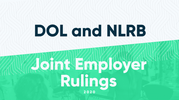 Understanding the joint employer rule