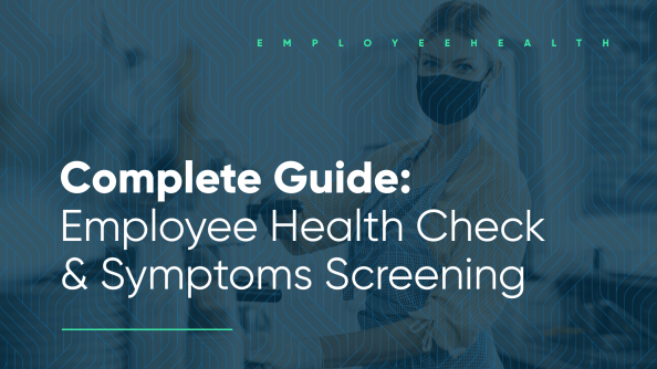 COVID-19 employee health check software