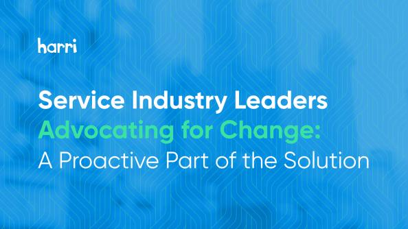 service industry social change