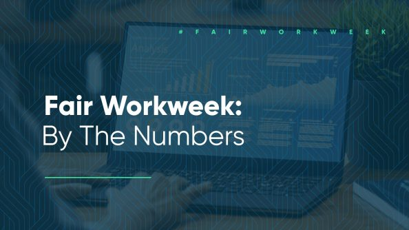 Fair Workweek data infographics