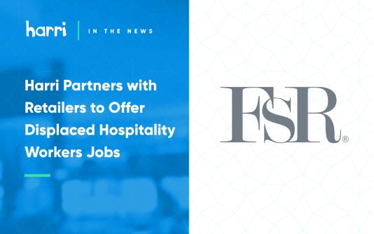 Harri hospitality job portal FSR Mag