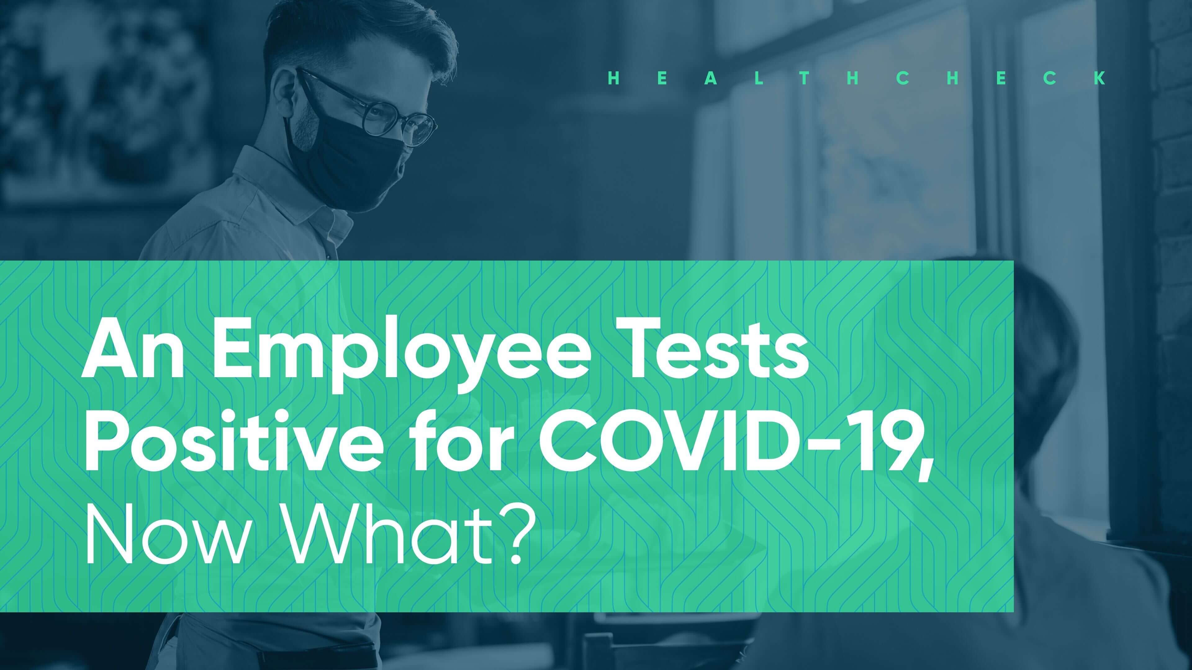 employee tests positive for COVID restaurant