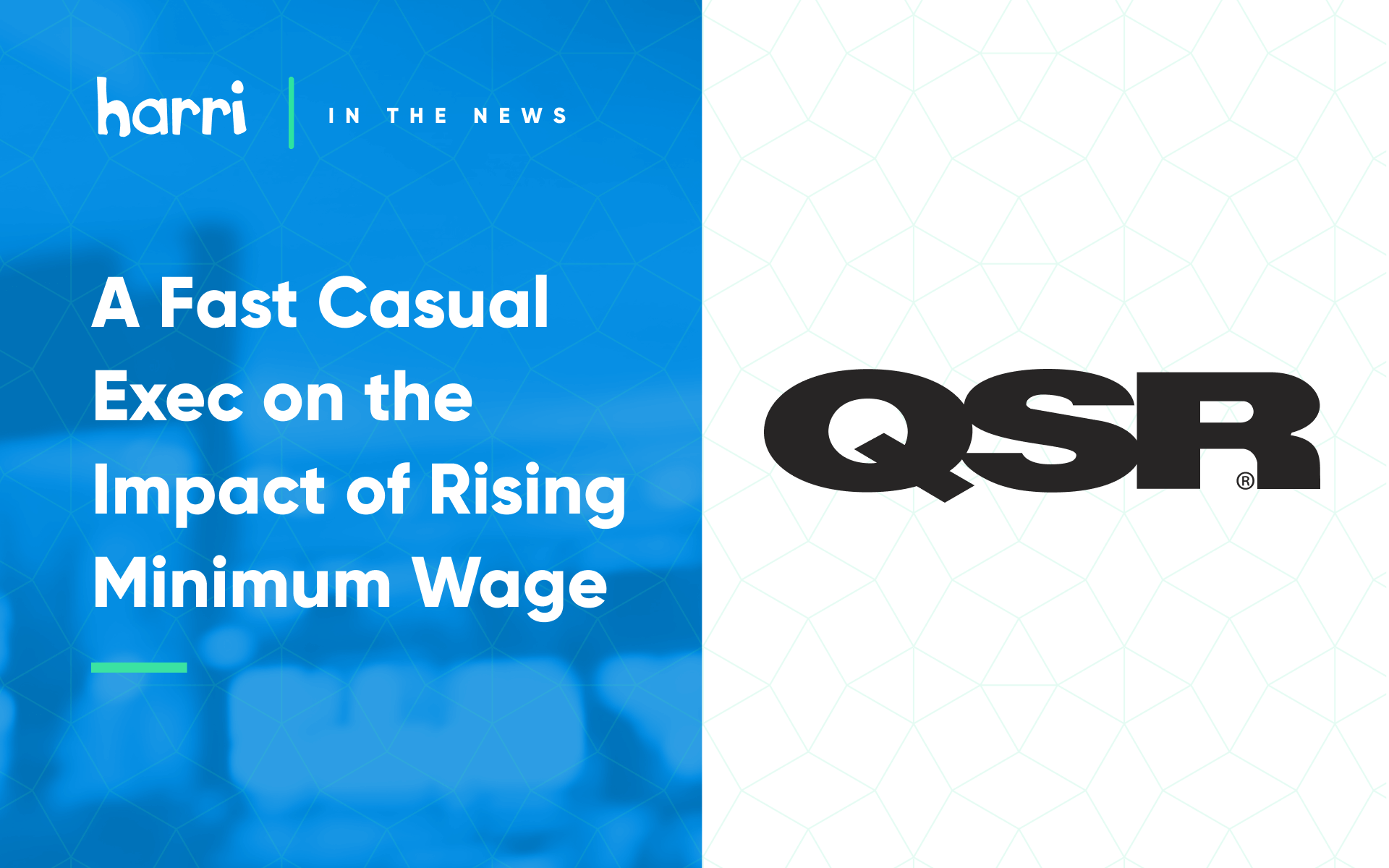 Rising Minimum Wage in Hospiality
