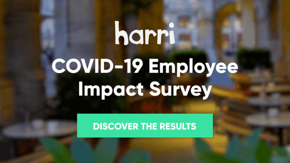 COVID Employee Impact Survey research results 2020