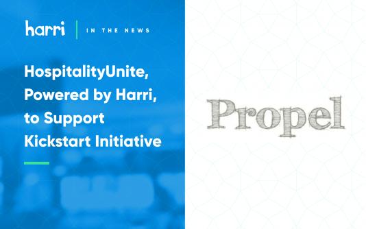 HospitalityUnite supports the Kickstart Scheme