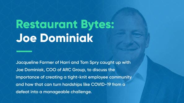 Harri Restaurant Bytes employee culture