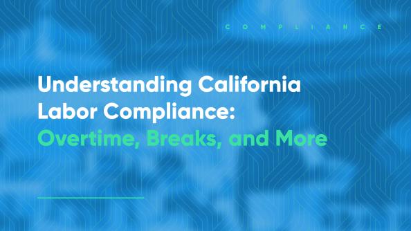 understanding california labor laws
