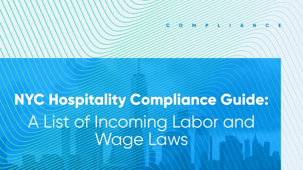 NYC labor laws for hospitality