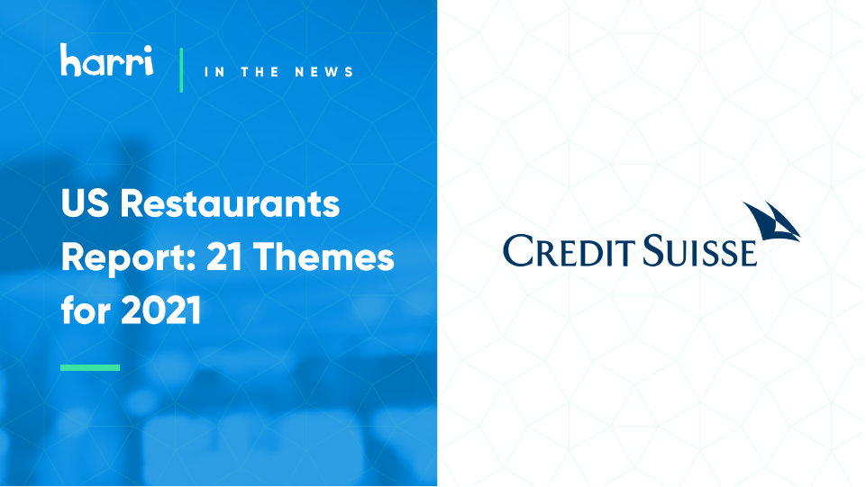 2021 US Restaurant Tech Report