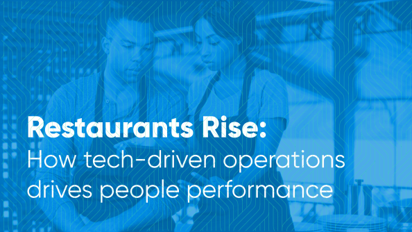 Tech operations improves people performance