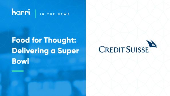 Harri Credit Suisse Report