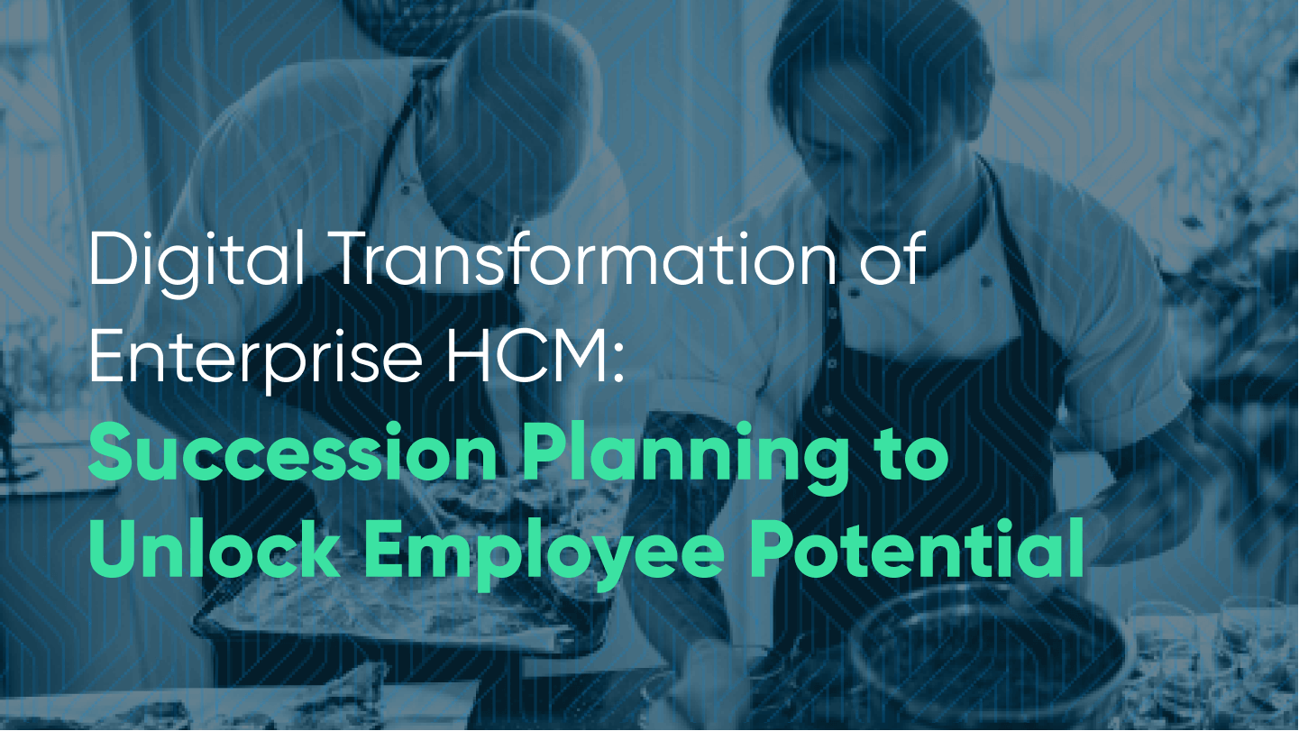 employee experience and succession planning