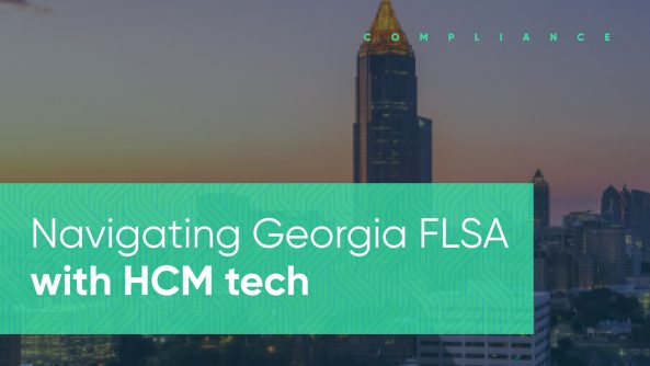 Georgia FLSA software compliance