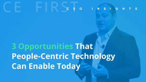 people-centric technology in hospitality