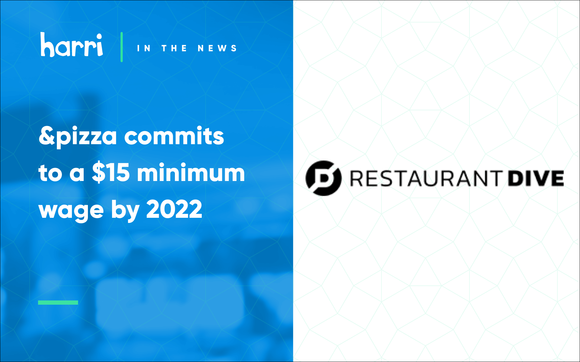restaurants react to a $15/hr minimum wage