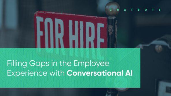 conversational ai to improve hospitality hiring
