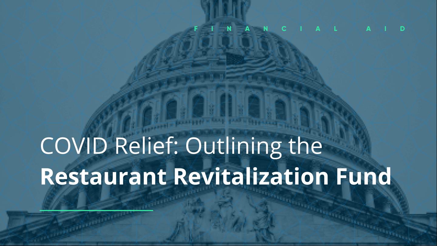 restaurant revitalization fund elligibility