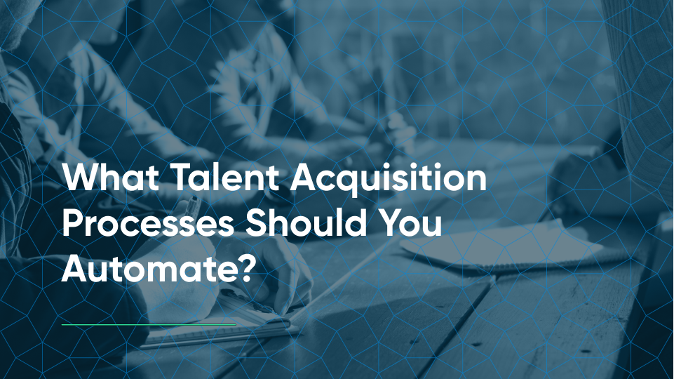 hospitality restaurant talent acquisition automation
