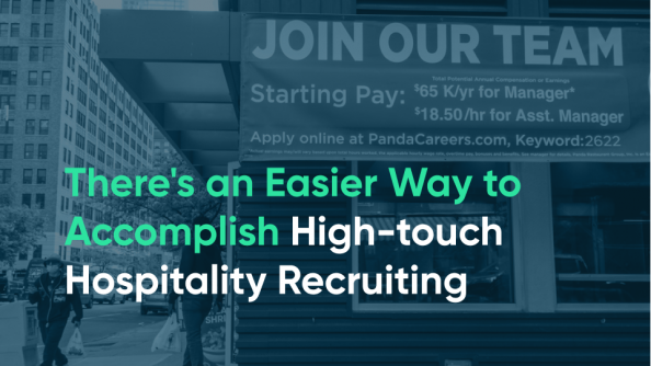 High-touch Hospitality Recruiting