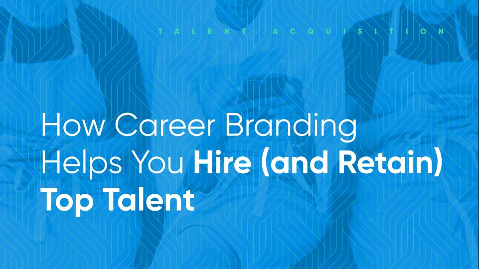 career branding and recruitment marketing for hospitality
