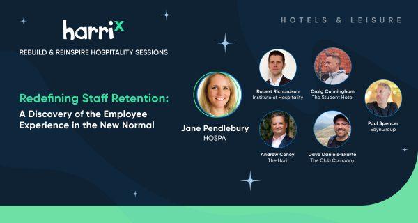 Redefining staff retention - Hotels