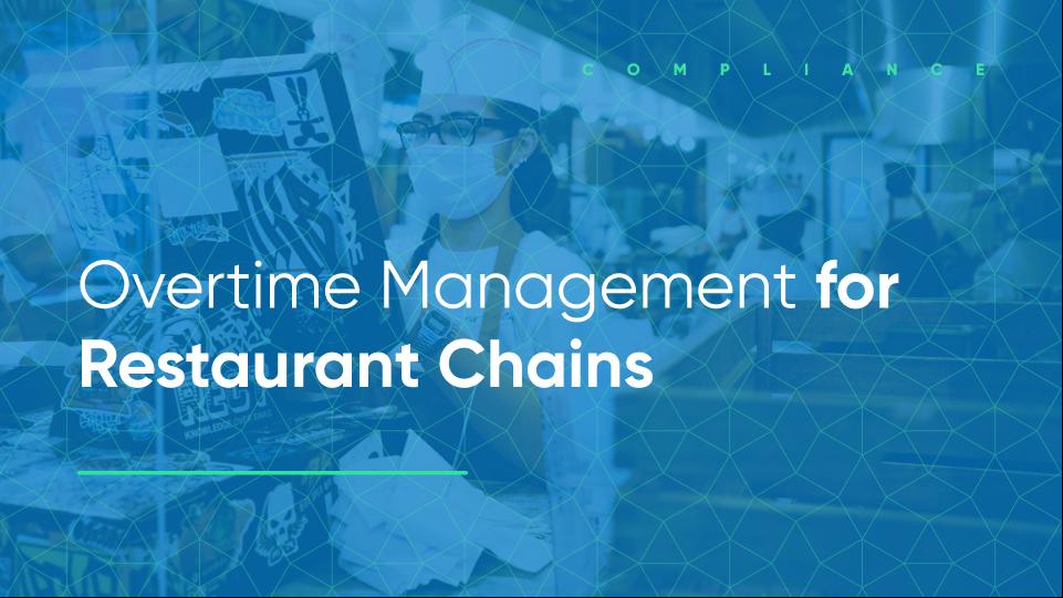 overtime management restaurants