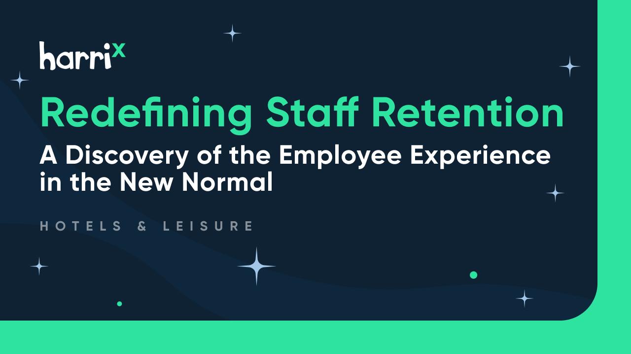 Redefining Staff Retention Hotels