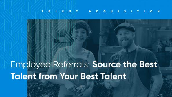 automated employee referral program for restaurants