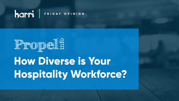 diverse hospitality workforce
