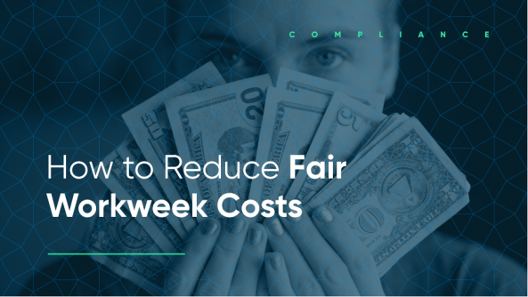 how to avoid fair workweek costs for restaurants
