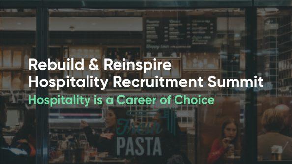 Hospitality is a career of choice
