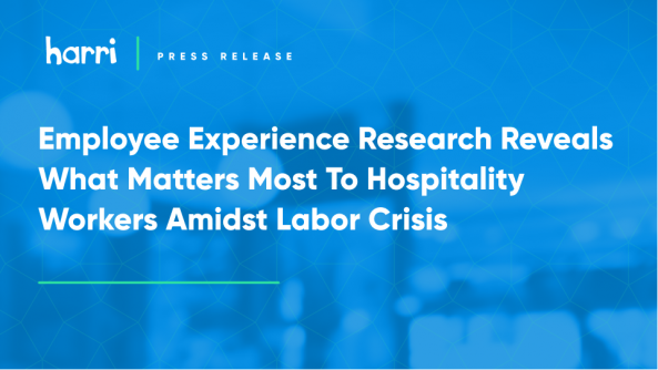 what matters most to hospitality employees