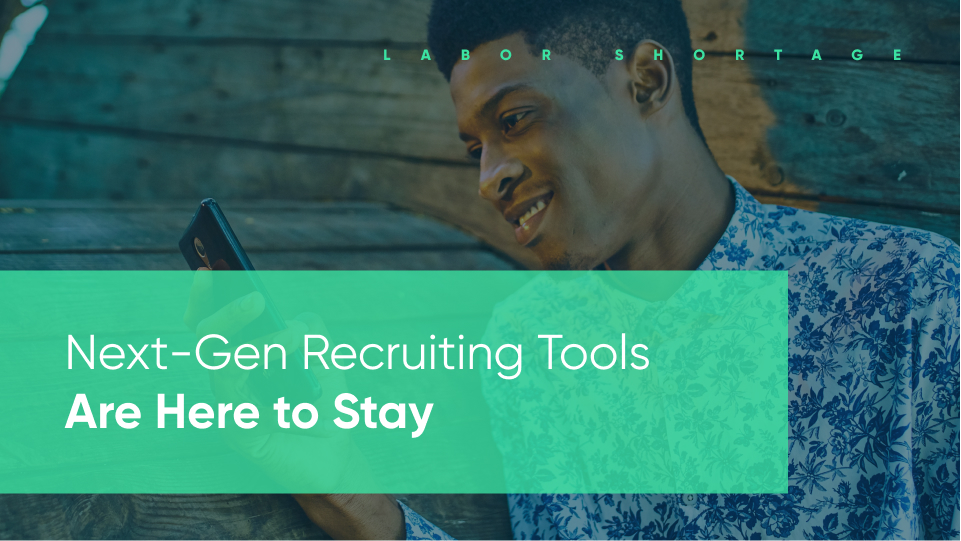 attract and engage talent with next-gen recruitment tools