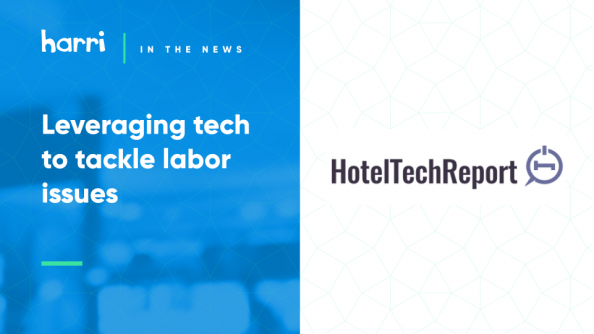 Leveraging tech to tackle labor issues